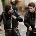 2Cellos, deux croates et leurs violoncelles re-visitent les classiques contemporains