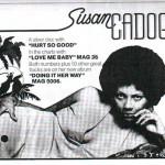 Retour sur la carrière de la mystérieuse Susan Cadogan