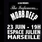 Mobb Deep à @Espace Julien – 2 places à gagner !