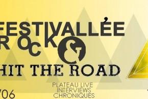 Hit the Road @ Festivallée Rock 2014 – Le mini Woodstock de la Côte-d'Azur
