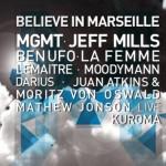 Festival Believe in Marseille @Esplanade du J4 – 2 pass 2 soirs à gagner