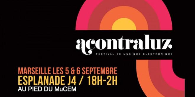 Acontraluz Festival @ Esplanade du J4 – Une place par jour à gagner !