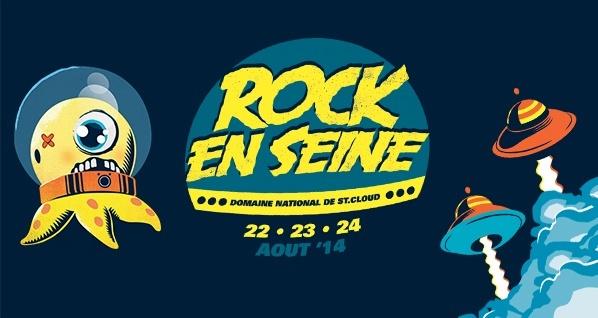 Rock en Seine 2014 : attention à l'explosion !
