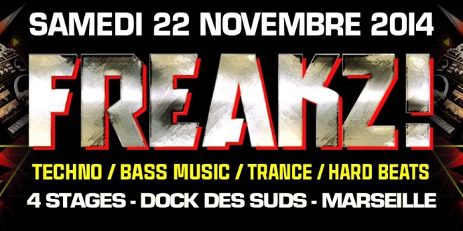 Live Report – What The Freakz @ Docks des Suds