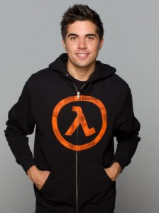 20526-sweat-shirt-half-life-noir-symbole-lambda-orange