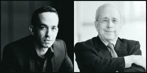 Le pianiste Inon Barnatan et le chef d'orchestre Lawrence Foster.